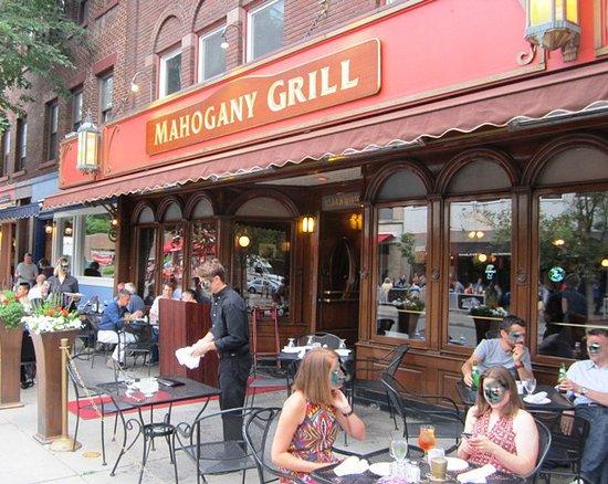 Mahogany Grill